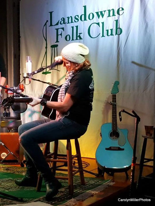 Landsdowne Folk Club